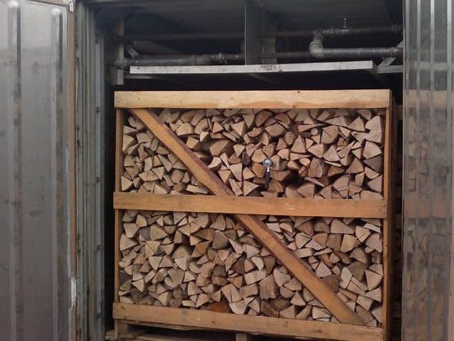 Gratis openhaardhout droog