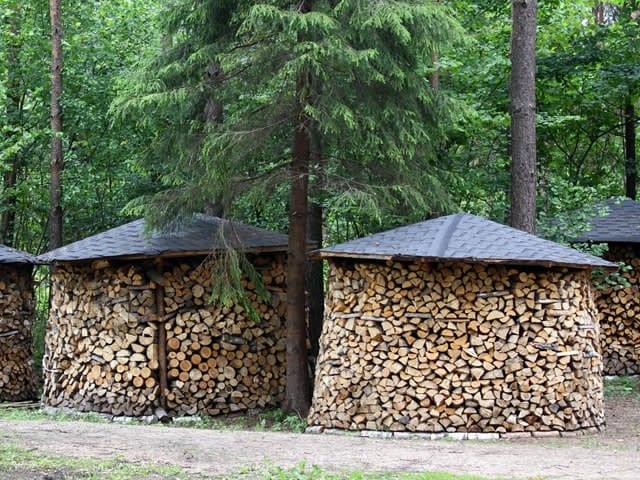 Het belang van droog hout